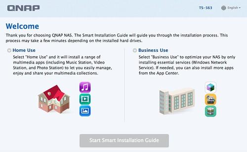 QNAP TS-563 ก็ยังราคาพอไหวสำหรับผู้ใช้งานตามบ้านกับองค์กรอยู่นะ