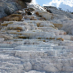 75- Yellowstone.Mammoth Hots Springs Terraces