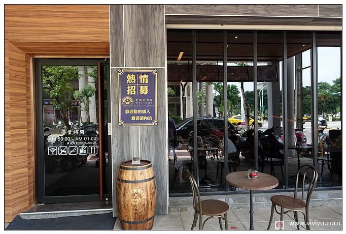 BUNA CAF'E,下午茶,中正藝文特區,中正路,同學會場地,咖啡,布納咖啡館,桃園,美食 @VIVIYU小世界