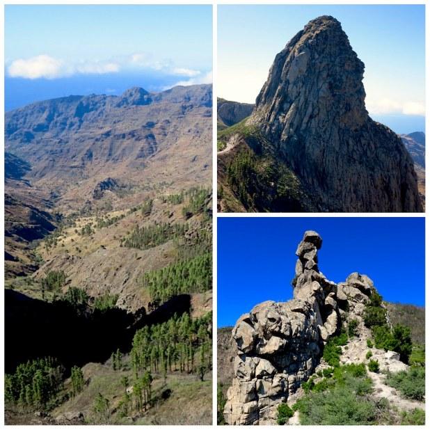 Roque Agando La Gomera