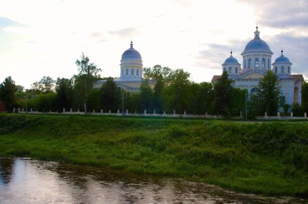 Торжок, 2015 год, Тверская область, Россия