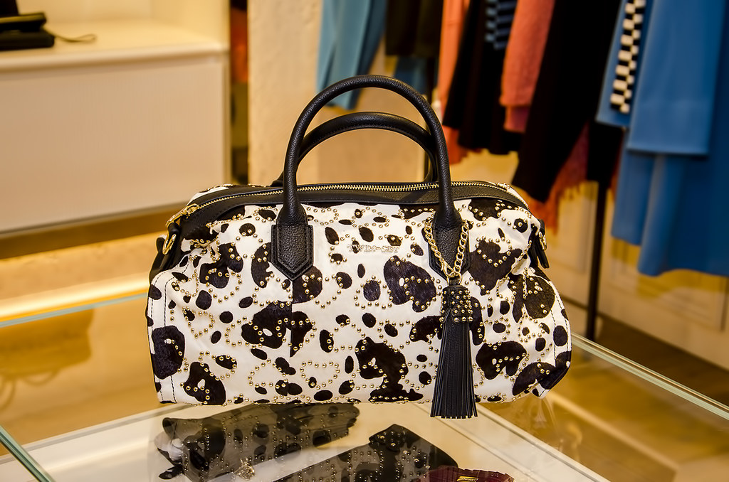 Twin-Set bolso animal print
