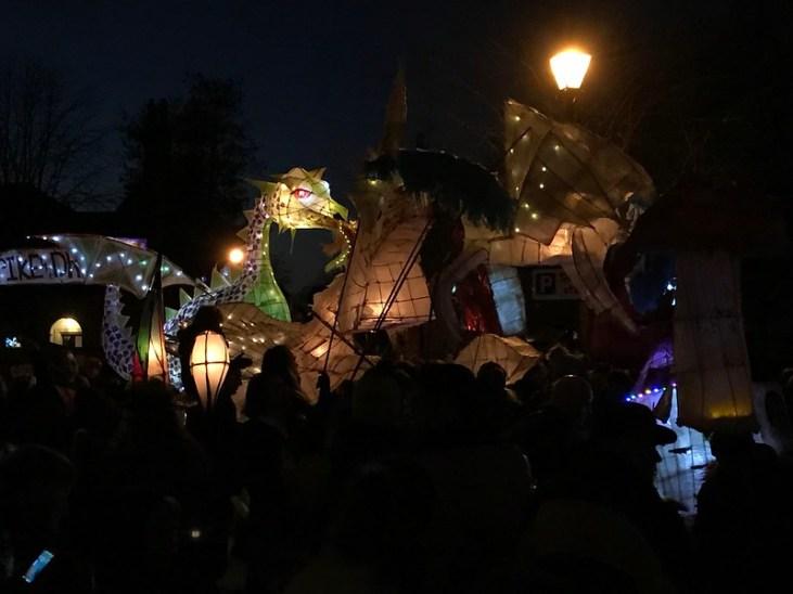 Stony Stratford Lantern Festival '16