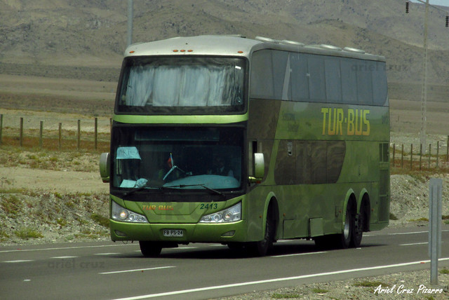 Tur Bus - Norte de Chile - Modasa Zeus / Mercedes Benz (FBPS24) (2413)