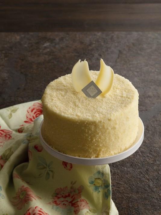 Light Double Cheesecake