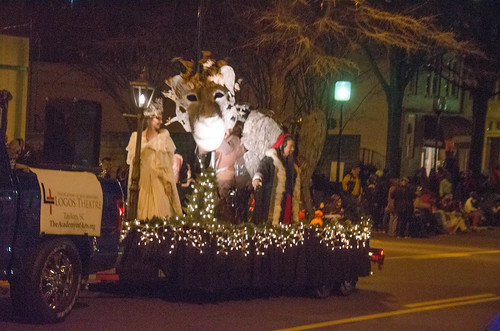 Greenville Christmas Parade 2015-33