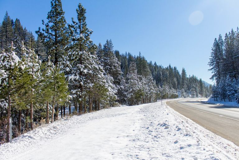 11.28. State Highway 89 near Squaw Valley