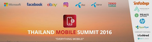 Thailand Mobile Summit 2016