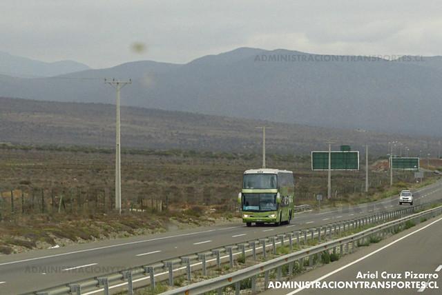 Tur Bus - Norte Chile - Marcopolo Paradiso 1800 DD / Mercedes Benz (CFWB45)