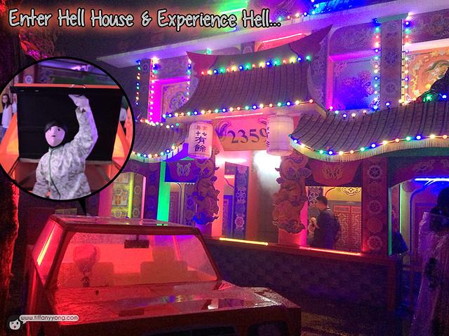 HHN5 Hell House Effigy