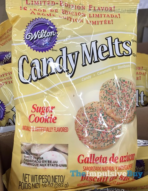 Wilton Limited Edition Sugar Cookie Candy Melts