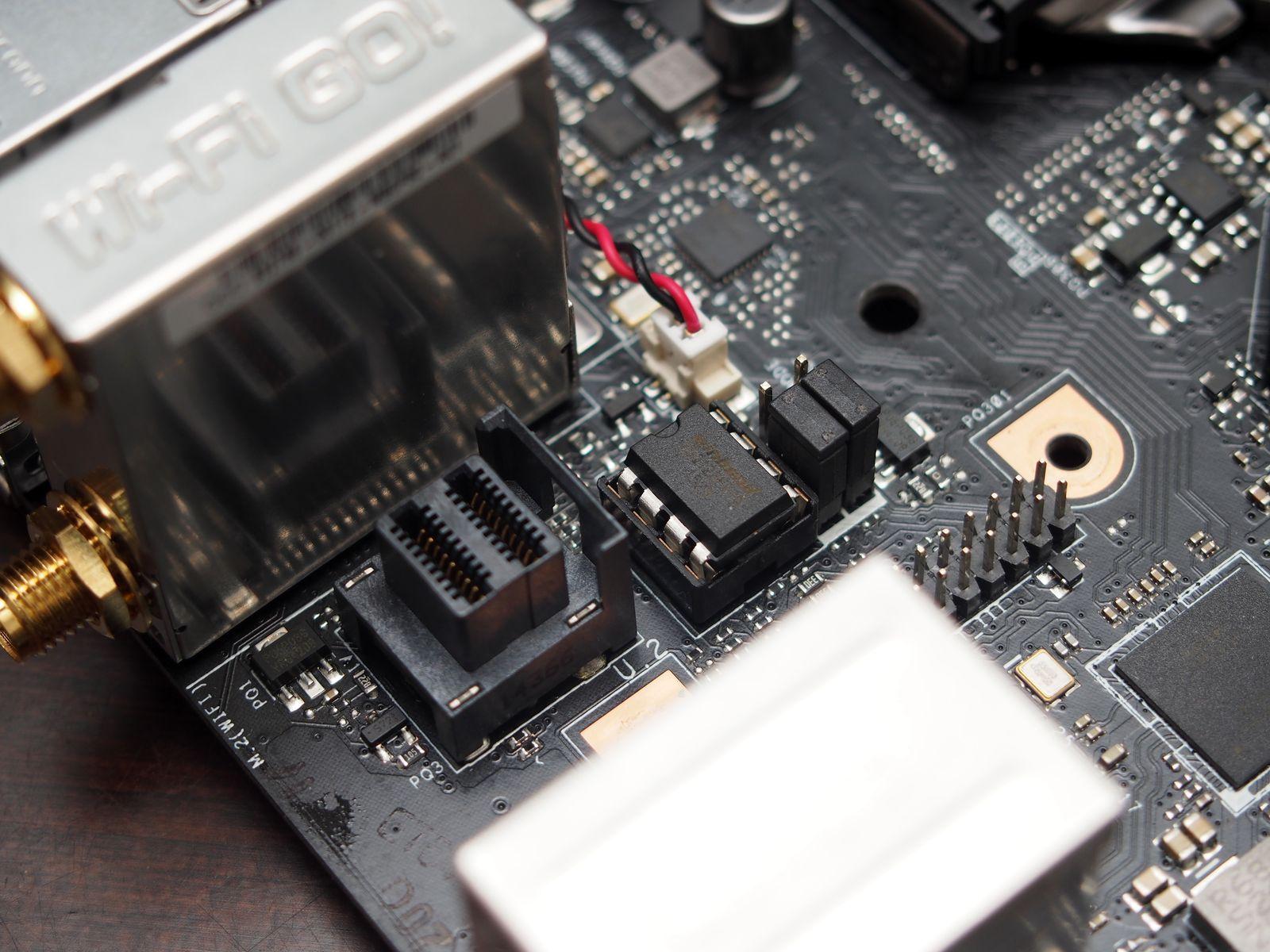 短小精悍 mini-ITX 主機板 - ASUS MAXIMUS VIII IMPACT - 主機板 - 電腦討論區 - Mobile01