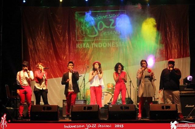 Indonesian Jazz Festival 2015 - Pitupella (2)