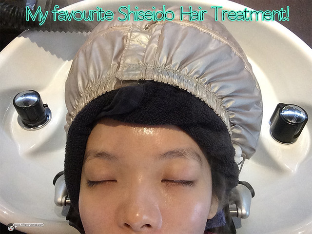 Shunji Matsuo Shiseido Hair Treatment