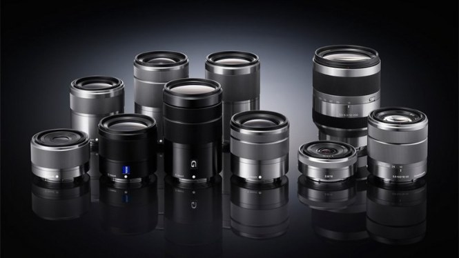 Sony-Lenses