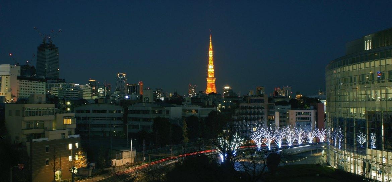 Roppongi Hills Winter Illumination