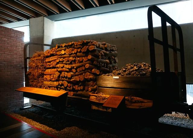 陶瓷博物館の貨物の荷