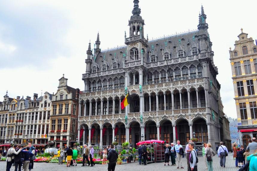 Bruselas en un día Bruselas en un día Bruselas en un día 21141937918 3b0d488452 o
