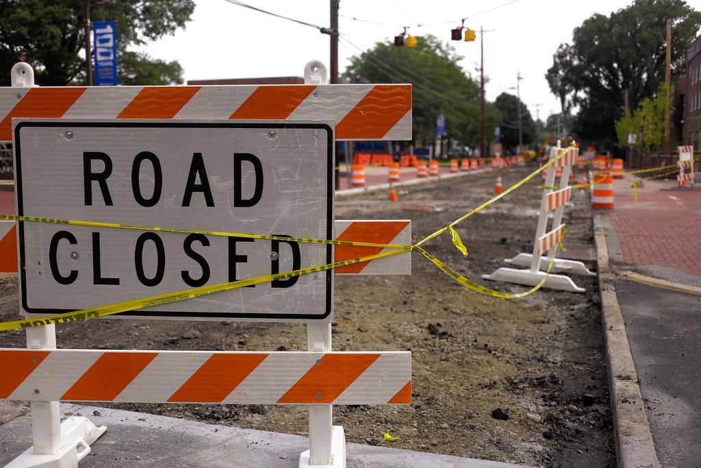 Campus Construction Updates