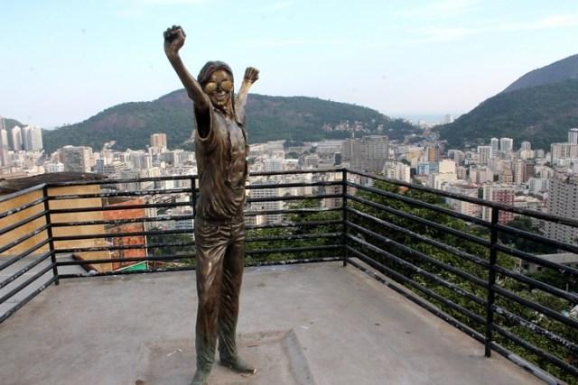 Michael Jackson Río de Janeiro