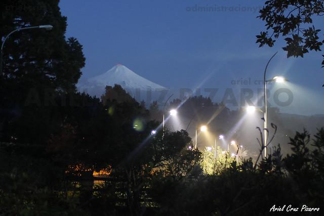 Volcán Villarrica (Chile)