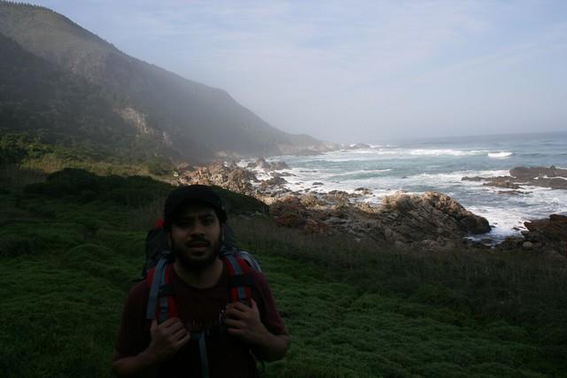 bilal otter trail day 3