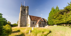 #ChildOkeford Church in #Dorset