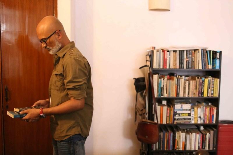 City Library – Jeet Thayil's Books, Safdarjung Development Area