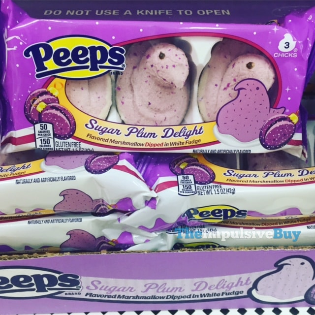Peeps Sugar Plum Delight