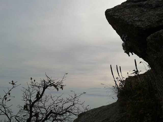 Via dei Diedri (Denti di Cumiana)