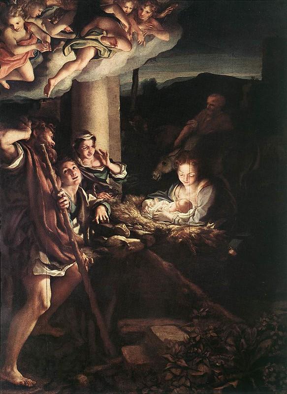Correggio - Holy Night