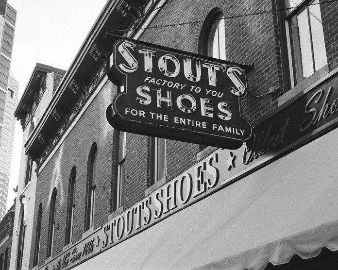 The oldest shoe store in America