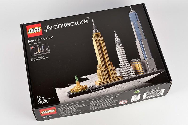 Review 21028 New York City Brickset Lego Set Guide And Database
