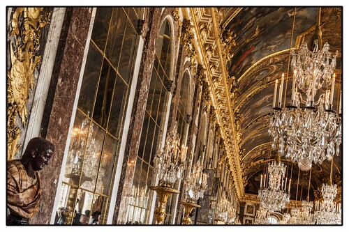 Château de Versailles - Galería de los Espejos