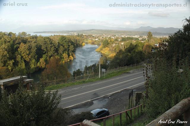 Villarrica - Río Toltén (Mirador Canela)