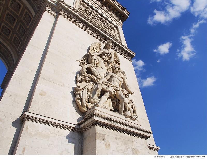 Champs-Élysées,Laduree下午茶,paris,下午茶,凱旋門,巴黎購物,精品,香榭大道 @薇樂莉 Love Viaggio | 旅行.生活.攝影