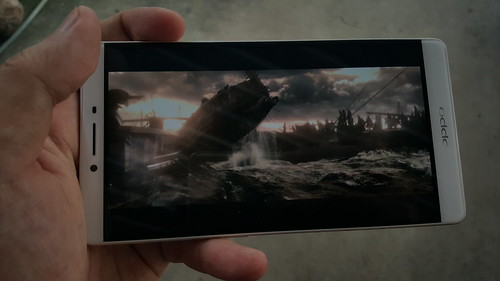เอา OPPO R7 Plus มาดูหนัง 1080p ได้สบายๆ