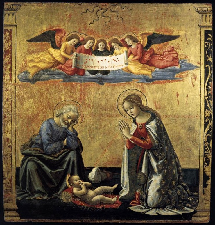Ghirlandaio - Nativity