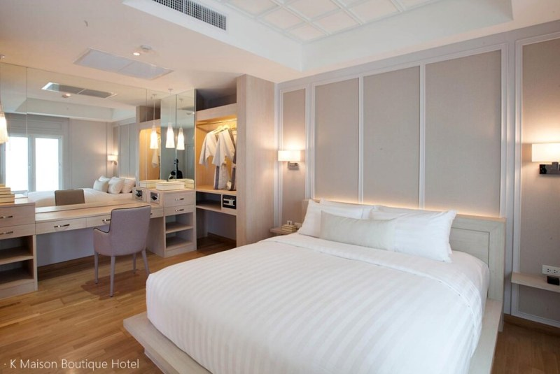 曼谷酒店推荐 K Maison Boutique Hotel
