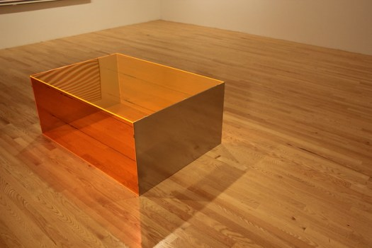Donald Judd, Untitled, Dallas Museum of Art