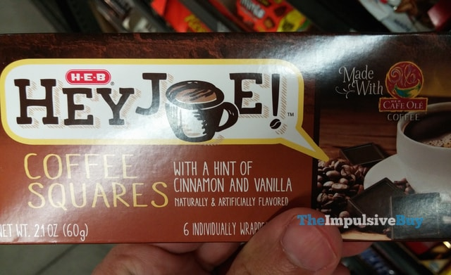 H-E-B Hey Joe! Coffee Squares