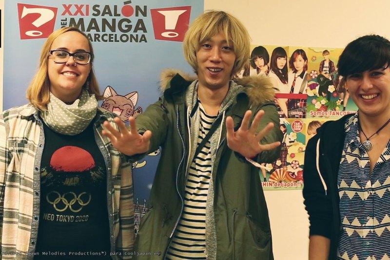 Entrevista a Inio Asano
