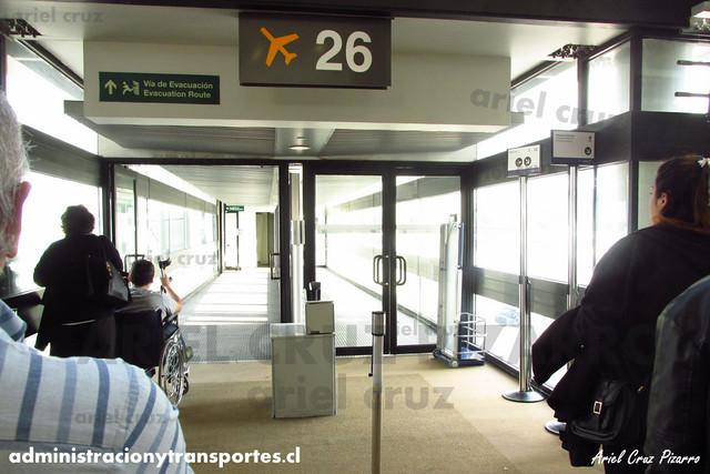 Puerta 26 - SCL