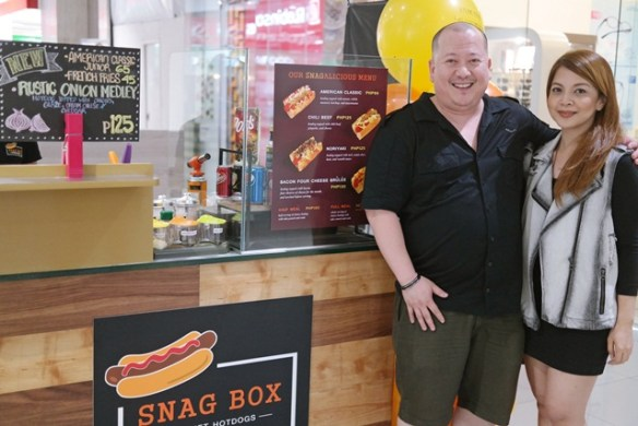 Review of snag box gourmet hotdogs spark place cubao quezon city in australia the locals commonly refer to sausages as snags this plus the fact that the owner of snag box works as a chef in australia malvernweather Images