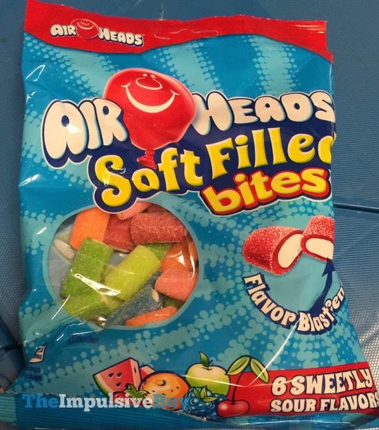 Air Heads Soft Filled Bites