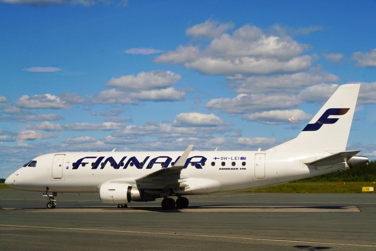 Finnair - Kesä 2017
