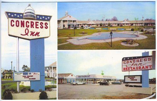 Congress Inn Santee front