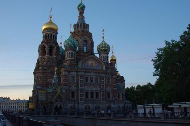 Храм Спаса на крови, санкт-Петербург, Россия