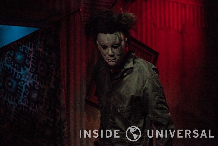 Halloween: Michael Myers Comes Home - Halloween Horror Nights 2015 at Universal Studios Hollywood