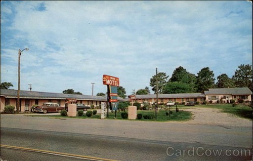 Wayside Motel Santee